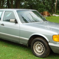 1984 Mercedes Benz 300SD Sedan For Sale or Trade